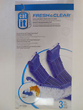 CatIt Cat It Fresh & Clear Water Fountain Filter 50056 3-pk