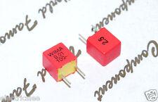 10pcs - WIMA FKP2 0.01uF (0.01µF 0,01uF 10nF) 100V 2.5% pitch:5mm Capacitor