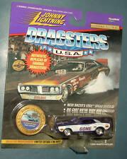 Johnny Lightning Dragsters USA '72 Color Me Gone2-01804