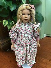 """Original Heidi Ott Swiss Design 12"""" Doll"""