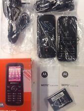 BRAND NEW GENUINE 2G MOTOROLA WX395 UNLOCKED ANY NETWORK IN ORIGINAL BOX