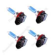 4x H9 Car Auto Headlight Halogen Xenon Fog Lamp Light Bulb 12V 65W Super White