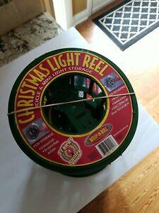 Christmas Light Reel, Wrap N Roll for Mini Light  & Icle Light Storage