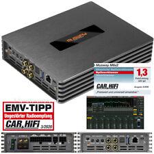 MUSWAY M6v2 digitaler 6-Kanal DSP-Verstärker Auto digital Endstufe 8-Kanal DSP