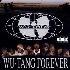 "WU-TANG CLAN ""WU-TANG FOREVER"" 2 CD NEW+"