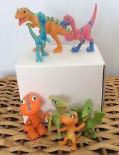 Dinosaur Train Figures x 7