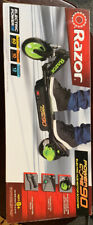 Razor Power Core 90 Electric Hub Motor Scooter (Electric Powered) Green - New