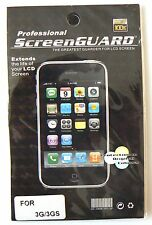 FILM DE PROTECTION POUR ECRAN IPHONE  3G / 3GS