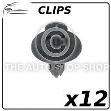 CLIPS Trim Clip HONDA Range: accord-stream parte 11760 12 Pack in sacchetto di plastica