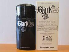 Paco Rabanne Black XS Eau De Toilette Spray for Men 3.4 Oz