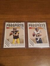 2004 Topps Premiere PROSPECTS Ben Roethlisberger #PP1 Philip Rivers #PP15 Rookie