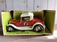 Vintage Nylint Ford Model T Hot Rod Roadster Jalopy Pressed Steel Toy NIB 1520