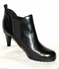 Clarks 100% Leather Slim Heel Boots for Women