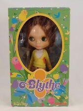"Birdie Blue - NEO 10.5"" Full Size Takara Blythe Doll - EUC Displayed"