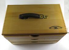 Winsor & Newton Schubladen Schrank mit Aquarellfarben und Zubehör, unbenutzt