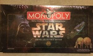 Star Wars Limited Collectors Edition: 20th Anniversary Monopoly