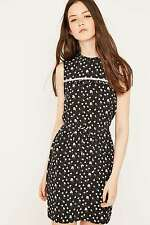 Urban Outfitters Cooperative Frill Detail Floral Dress - Mono - M - RRP £39