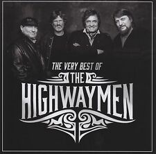 HIGHWAYMEN - THE BEST OF CD ~ GREATEST HITS ~JOHNNY CASH~WILLIE NELSON *NEW*