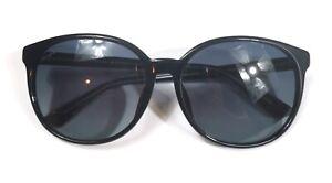 Genuine Designer Gucci ladies black 3733 sunglasses