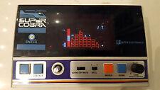 Arcade Super Cobra Game Video by Entex Vintage Working Great Game
