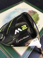 2017 Taylormade M2 9.5* Driver Stiff flex Fujikura Pro 56