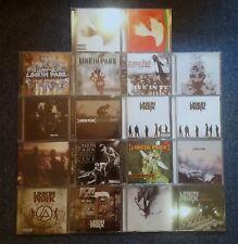 Linkin Park Alle Alben CD Sammlung plus Single Disc Sammlung