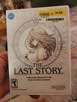 The Last Story (Nintendo Wii, 2012)  *CIB Complete w/ Manual  no scratches.