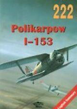 No. 222 - Polikarpow I-153 ( Polikarpov )-ENGLISH SUMMARY-2005
