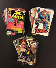 X-MAN #1 - 75 Comic Books FULL SERIES 1st app onslaught AGE OF APOCALYPSE X-Men