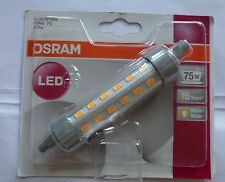 OSRAM LED STAR LINE 75 R7s 9w=75w Warm White (4052899961234)