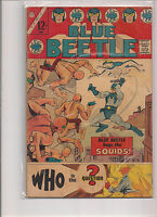Blue Beetle #1 First Printing Original Comic Book from 1967