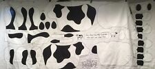 Toys From The Attic Joan Kessler Concord Fabric Cow Sheep Panel Pillow Farm