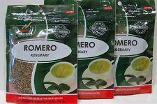 Romero Hierba (Rosemary Herbs) 3 Bags