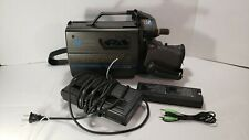 Panasonic Omnimovie VHS Camcorder PV-320D
