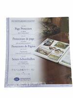 Creative Memories 12 x 12 Page Protectors Original Size Old Style 15 Sheets NIP