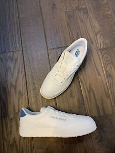 New Balance CT Alley Sneakers Men's White/ Blue CTALYMAC