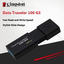 USB 3.0 Flash Drive 128GB 64GB 32GB 16GB 8GB Pen Drive DT100G3 Slide Memory Disk