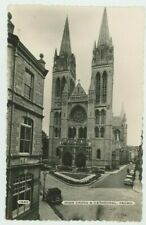 High Cross & Cathedral Truro Dearden & Wade #1940 RP Postcard, C071