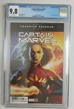 Captain Marvel #22 🔥🔥 1st Appearance of  SORA 💥CGC 9.8💥