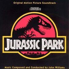 Jurassic Park [Original Motion Picture Soundtrack] by John Williams (Film Compo…