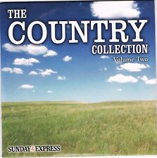 The Country Collection Volume 2 - Sunday Express Promotional CD