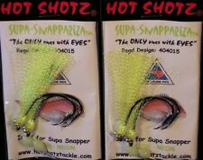 Snapper Fly Tying Materials