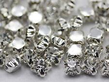 8.20mm SS40 Crystal Sew On Rhinestone Rose Montee Beads 20 PCS
