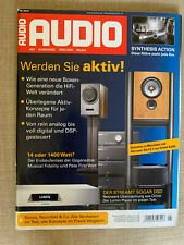 Zeitschrift AUDIO HIFI SURROUND HIGH END MUSIK 05 2013