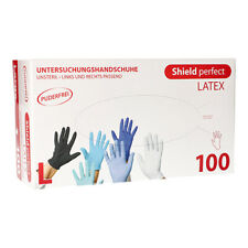 Papstar Latex Puderfrei Handschuhe Größe L 100 Stücke