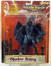 """1998 TOY VAULT LORD OF THE RINGS THE SHADOW BALROG 6"""" FIGURE MOC EXCLUSIVE"""