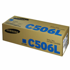 Samsung Clt-c506l High Yield Cyan Toner Cartridge Su040a