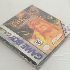 Turok 3 Shadow of Oblivion Nintendo Game Boy Color 2000 New Sealed Crushed Box