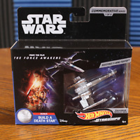 [Pre-Order] X-Wing Fighter - Star Wars Commemorative Starships - Hot Wheels 2019