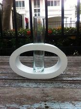 Handmade Mango Wood Vase Modern Style  + Tracking Number